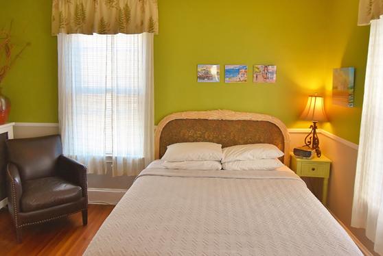 John Randall House - Room 8